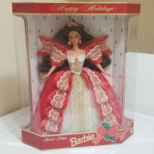 Special Edition Holiday Teresa Barbie